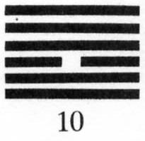 Hexagram 10