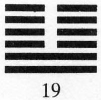 Hexagram 19