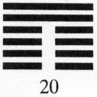Hexagram 20