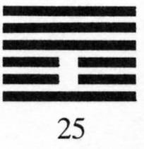 Hexagram 25