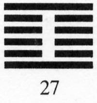 Hexagram 27