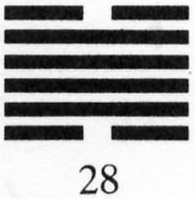 Hexagram 28