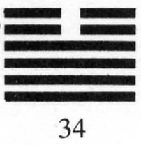 Hexagram 34