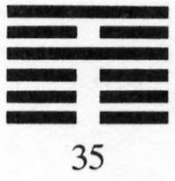 Hexagram 35