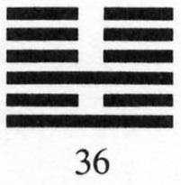 Hexagram 36