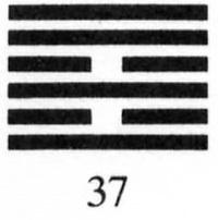 Hexagram #37