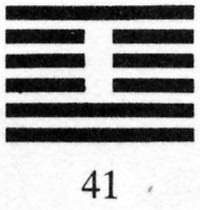 Hexagram #41