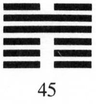 Hexagram 45