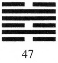 Hexagram 47