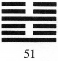 Hexagram 51