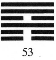 Hexagram 53