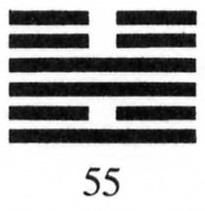 Hexagram 55