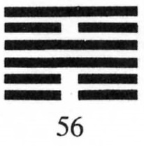 Hexagram 56