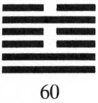 Hexagram 60