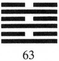 Hexagram 63